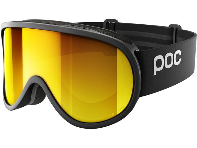 POC Retina Clarity Gafas de esquí, uranium black/spektris orange